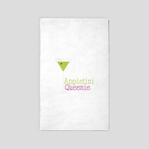 Appletini Queenie 3'x5' Area Rug