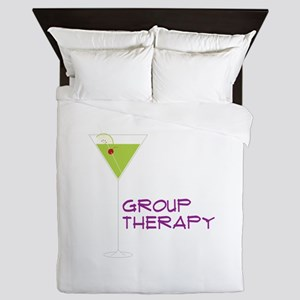 GROUP THERAPY Queen Duvet