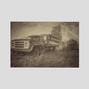 Farm Truck And Grain Elevator Magnets