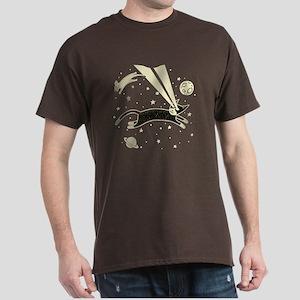 Astro Cat & Mouse Dark T-Shirt