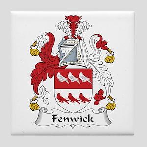 Fenwick Tile Coaster