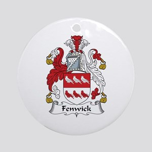 Fenwick Ornament (Round)