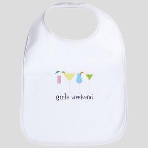 girls weekend Bib