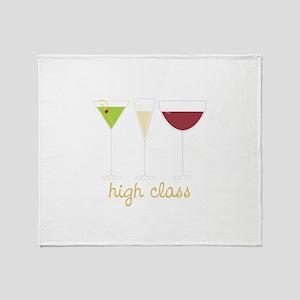 high class Throw Blanket