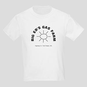 Big Ed's Gas Farm - Twin Peaks Kids Light T-Shirt