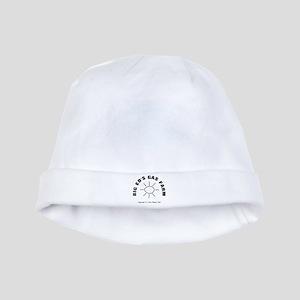 Big Ed's Gas Farm - Twin Peaks baby hat