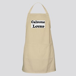 Calzone lover BBQ Apron