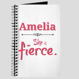 Amelia is fierce Journal