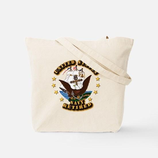 Navy - Lt. (junior grade) - O-2 - No Tex Tote Bag