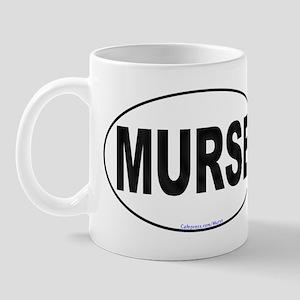 Murse - For Male Nurses Mug