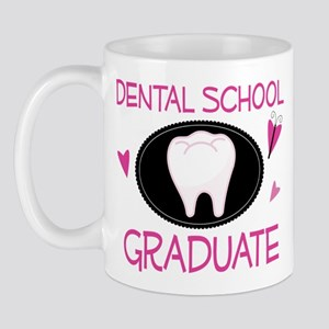 Dental School Graduate Mug