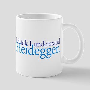 Understanding Heidegger Mug