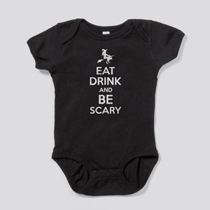 Eat Drink And Be Scary Halloween Body Suit