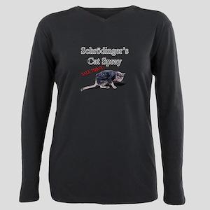 Schrodingers Cat Spray T-Shirt