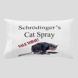 Schrodingercat Pillow Case