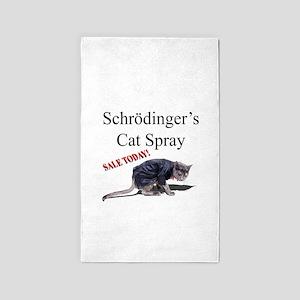 Schrodingercat Area Rug