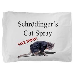 Schrodingercat Pillow Sham