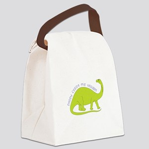 Veggies Canvas Lunch Bag