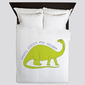 Veggies Queen Duvet