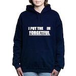 Forgetful Women's Hooded Sweatshirt