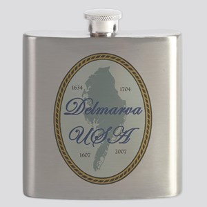 Delmarva USA - Seal Flask