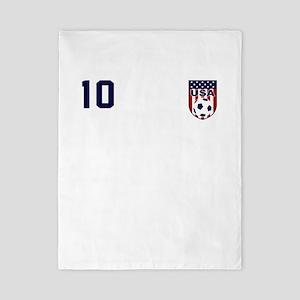 USA soccer Twin Duvet