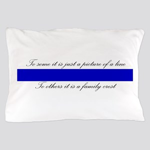 LEO Family Crest Pillow Case