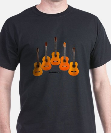 All Ramirez Guitars T-Shirt