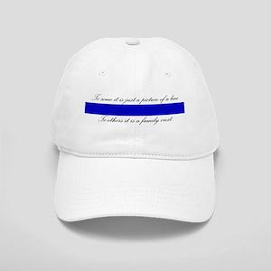 913b0d406d5 LEO Family Crest Baseball Cap
