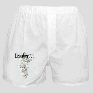 Leonberger Boxer Shorts