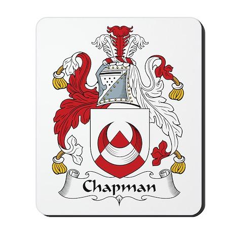 Chapman Mousepad