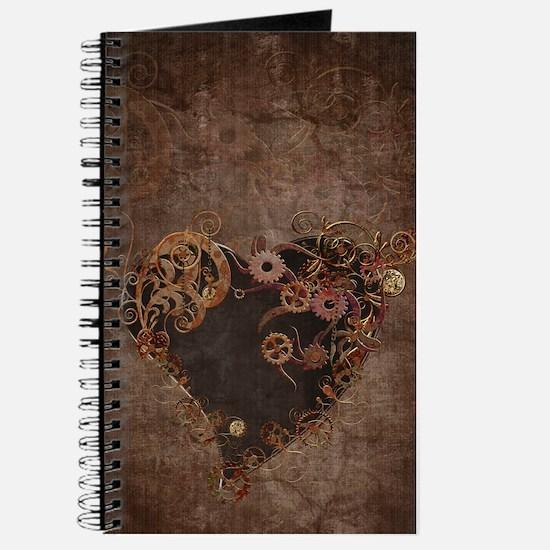 Steampunk Heart Journal