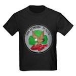USS DOWNES Kids Dark T-Shirt