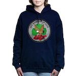 USS DOWNES Women's Hooded Sweatshirt