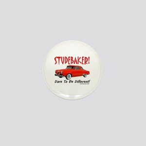 Studebaker-Dare to be Diff Mini Button