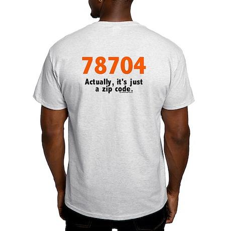 78704 Ash Grey T-Shirt