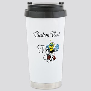 Personalized To Bee Travel Mug