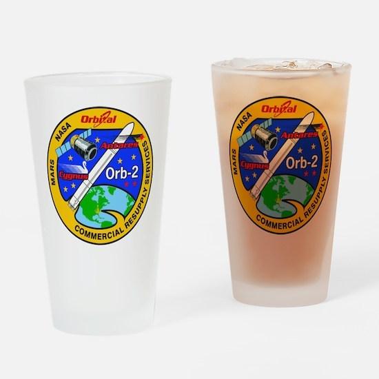 Cygnus Orb 2 Drinking Glass