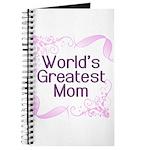 World's Greatest Mom Journal