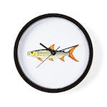 Tigerfish Wall Clock