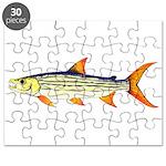 Tigerfish Puzzle