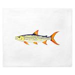 Tigerfish King Duvet