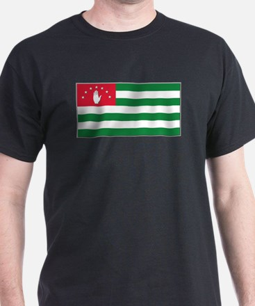 Flag of Abkhazia T-Shirt