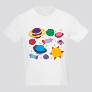 Queens Planets T-Shirt