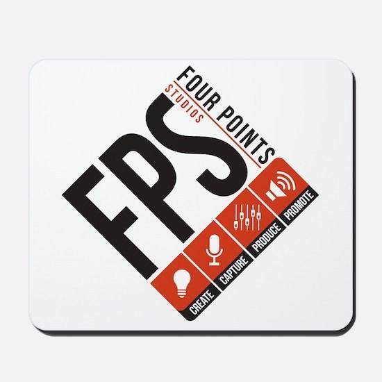 FPS Diamond Mousepad