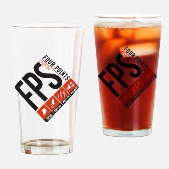 FPS Diamond Drinking Glass