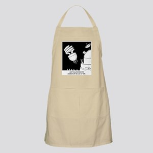 Astronomy Cartoon 9209 Apron