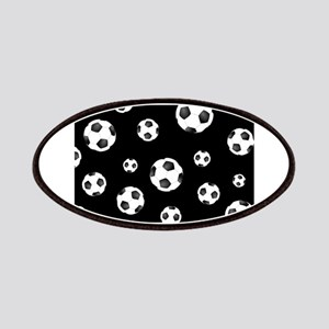 Soccer ball Pattern Patches