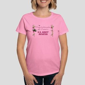 I Raised An Army Aviator T-Shirt