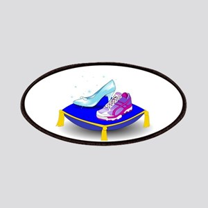 Princess Running Shoes Patches